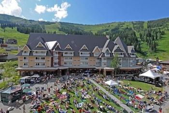 Naktsmītnes Schweitzer Mountain Resort - Selkirk Lodge attēls vietā Sandpoint