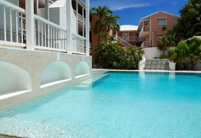 King Christian Hotel, Christiansted, Outdoor Pool