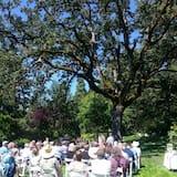Майданчик для весільних церемоній під відкритим небом