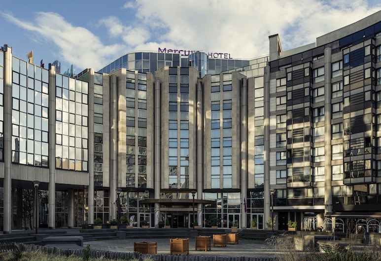 Apparthotel Mercure Paris Boulogne, Boulogne-Billancourt, Πρόσοψη ξενοδοχείου