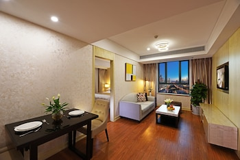 Foto av New Harbour Service Apartments i Shanghai