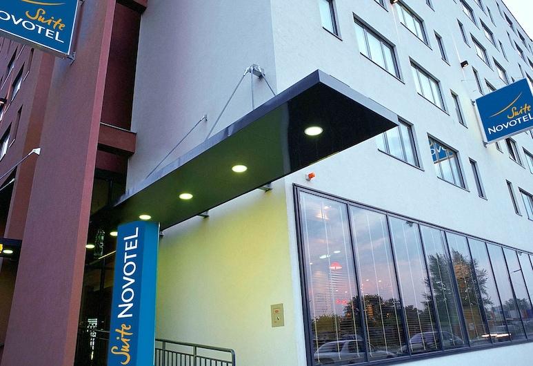Novotel Suites Wien City, Viena, Fachada