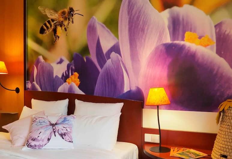 Novotel Suites Wien City, Viedeň, Hosťovská izba
