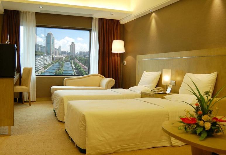 Shekou Haitao Hotel, Shenzhen, Elite-sviitti, Näköala huoneesta