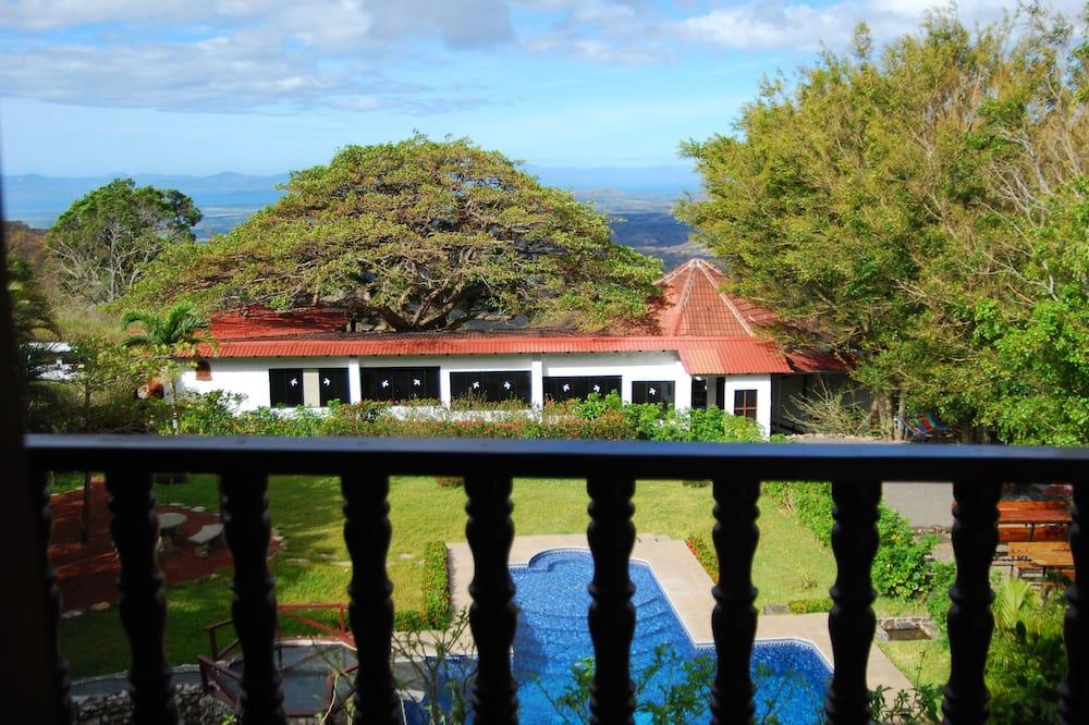 Standard Room, Balcony, Partial Ocean View - Balcony View