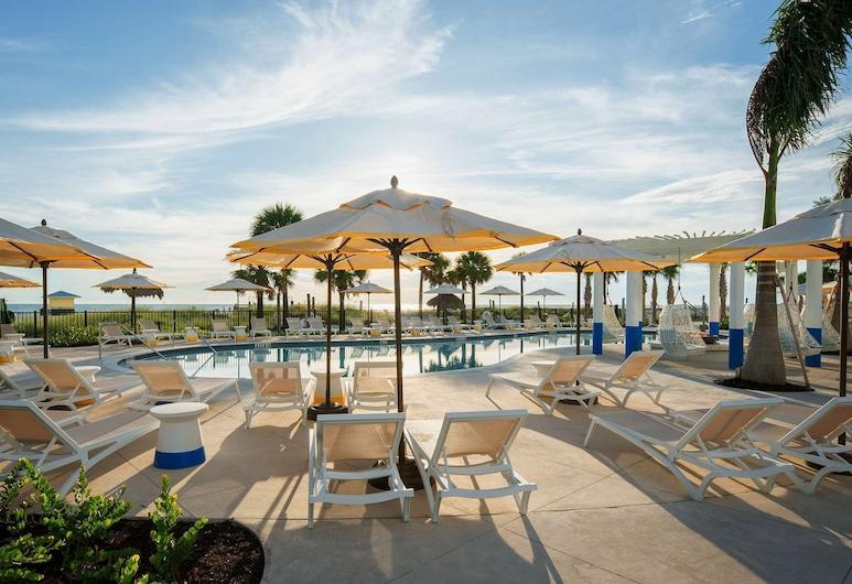 Sirata Beach Resort, St. Pete Beach, Außenbereich