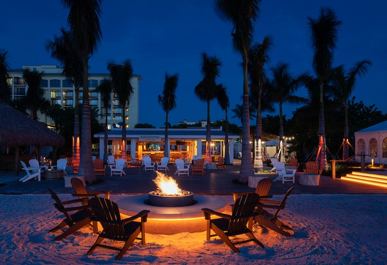 Sirata Beach Resort, St. Pete Beach, Spiaggia