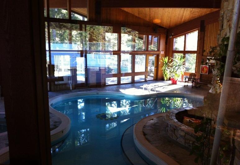 費爾蒙特山坡渡假別墅, 費爾蒙特溫泉, 室內游泳池
