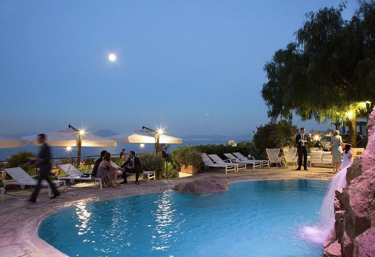 Hotel San Francesco Al Monte, Napoli, Svømmebasseng