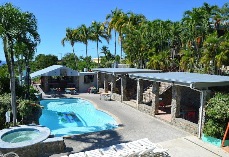 The Lazy Parrot Inn, Rincon, Outdoor Pool