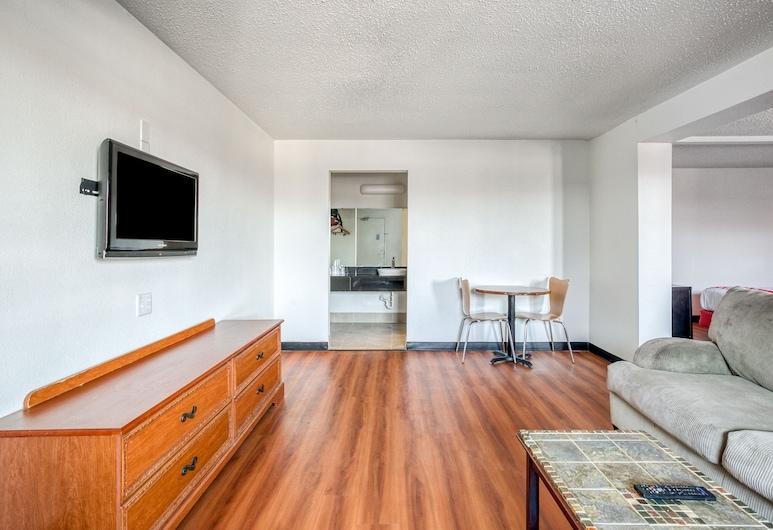 FairBridge Inn Express North Lima, Lima Utara, Suite, 2 Bedrooms, Ruang Tamu