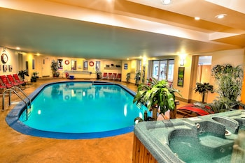 A(z) Hotel Motel Le Chateauguay hotel fényképe itt: Quebec