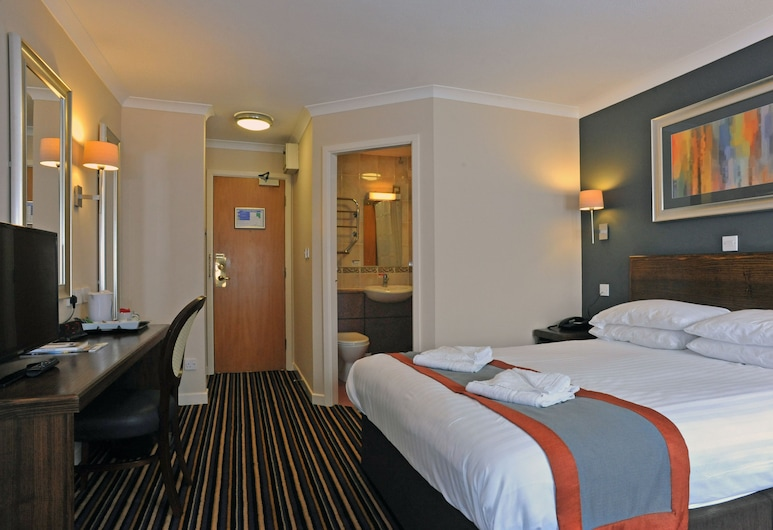 Weathervane Hotel by Greene King Inns, Stoke-on-Trent, Quarto Duplo, 1 cama de casal, Não-fumadores, Quarto