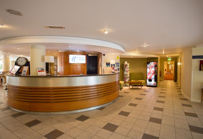 Holiday Inn Express Liverpool-Knowsley M57, Jct.4, Liverpool, Hotel Interior