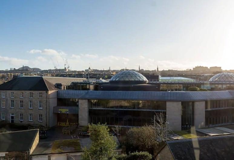 The Inverleith Group Accommodation, Edimburgo, Habitación con 2 camas individuales, Vista a la ciudad