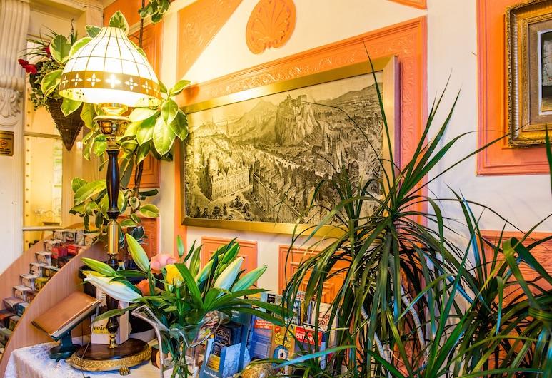 Lyncliff Hotel, Édimbourg, Hall
