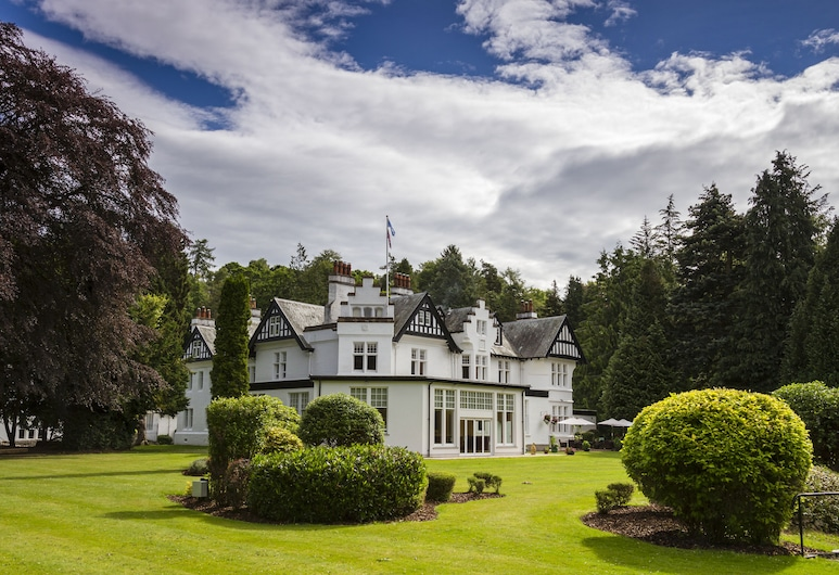 Pine Trees Hotel Pitlochry, Pitlochry, Kert