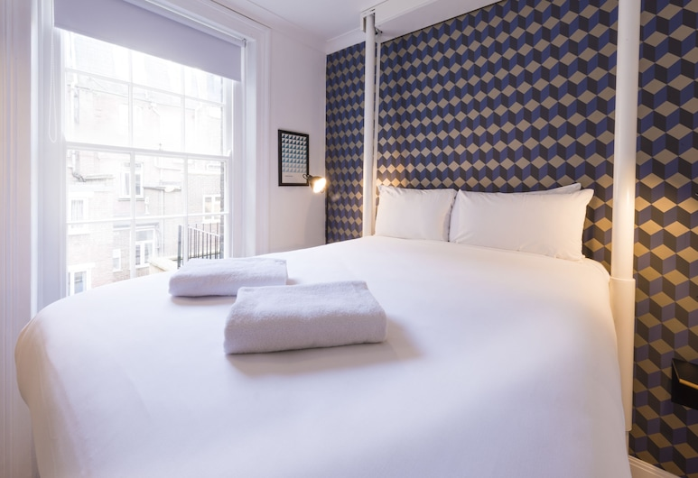 The California, London, Double Room (Large), Guest Room