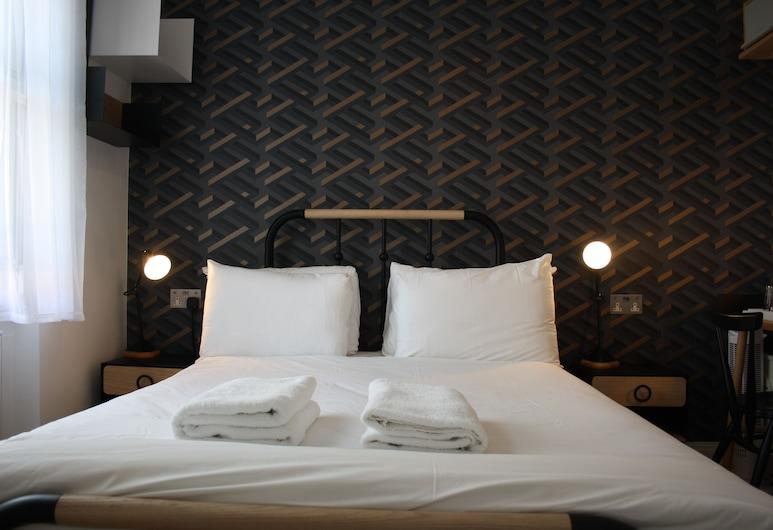 The California, London, Standard-Doppelzimmer, Zimmer