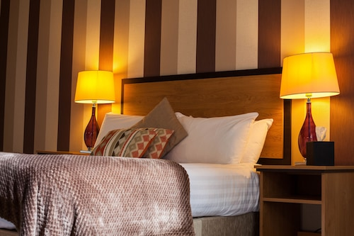 河濱公寓酒店/