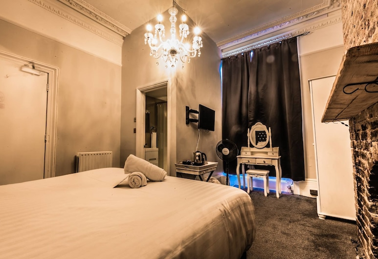 Westbourne Hotel and Spa, Brighton, Premium Double Room, Ensuite, Guest Room