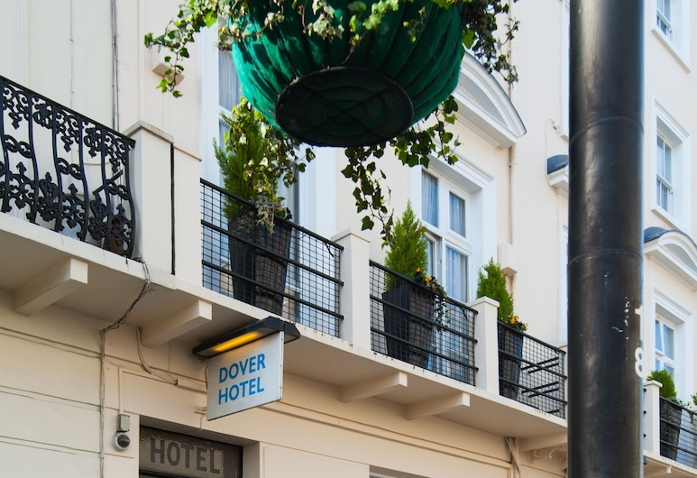 The Dover, London, Hotelfassade