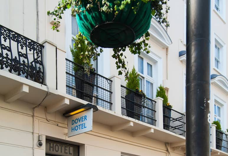 The Dover, London, Hotel Front