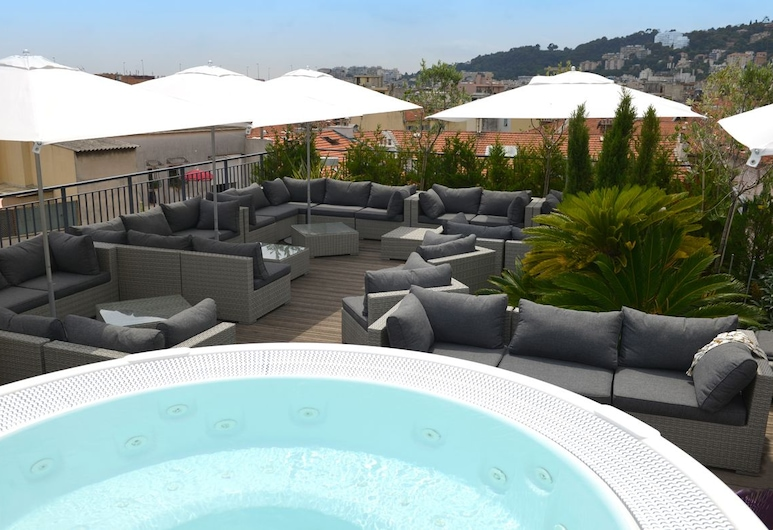 Hôtel Monsigny Nice, Nice, Rooftop Pool