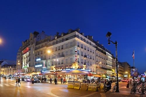 巴黎北車站新酒店/