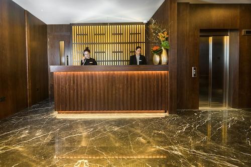 倫敦帕丁頓奇爾沃斯酒店/