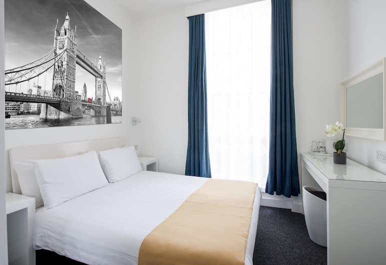 Meridiana, London, Superior dubbelrum - eget badrum, Gästrum