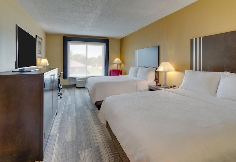 Holiday Inn Express & Suites Richmond, Richmond, Zimmer, 2Queen-Betten, Nichtraucher, Zimmer