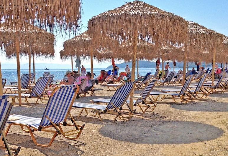 Messonghi Beach Hotel - All Inclusive, Corfu Town, Plaża