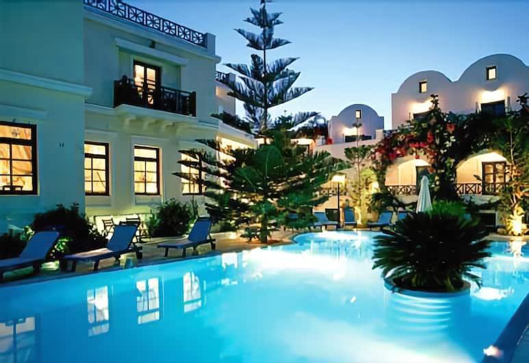 Veggera Hotel, Santorini, Outdoor Pool