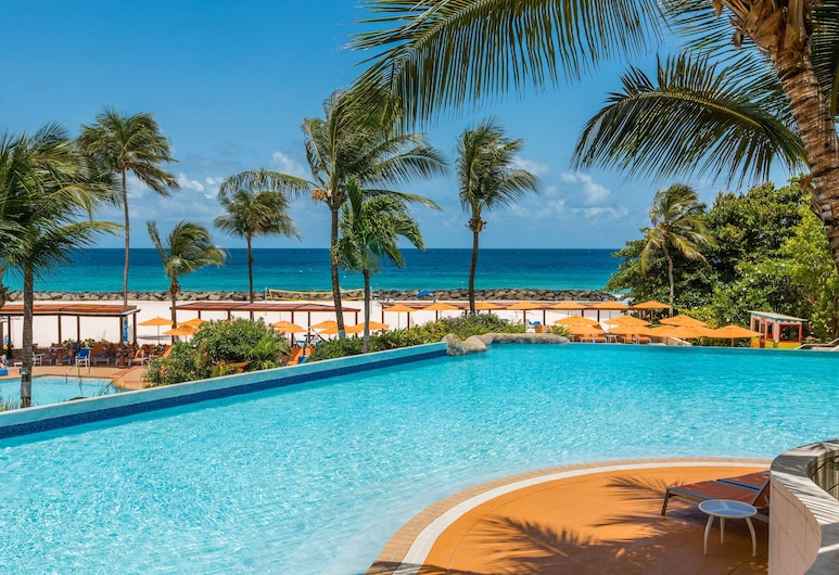 Hilton Barbados Resort, Bridgetown, Pool
