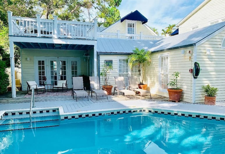 Heron House Court - Adult Only, Key West, Havuz