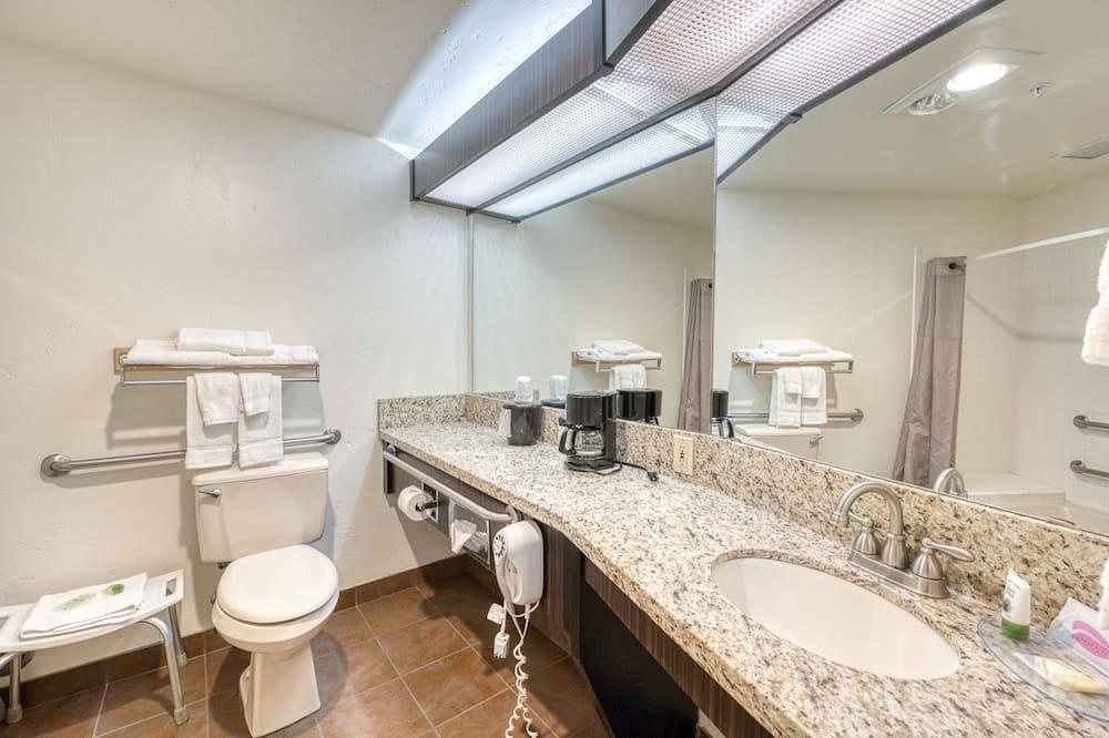 Standard Oda, 1 Çift Kişilik Yatak, Engellilere Uygun - Banyo
