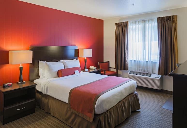 Inn America - Boise, Boise, szoba kétszemélyes ággyal, Vendégszoba