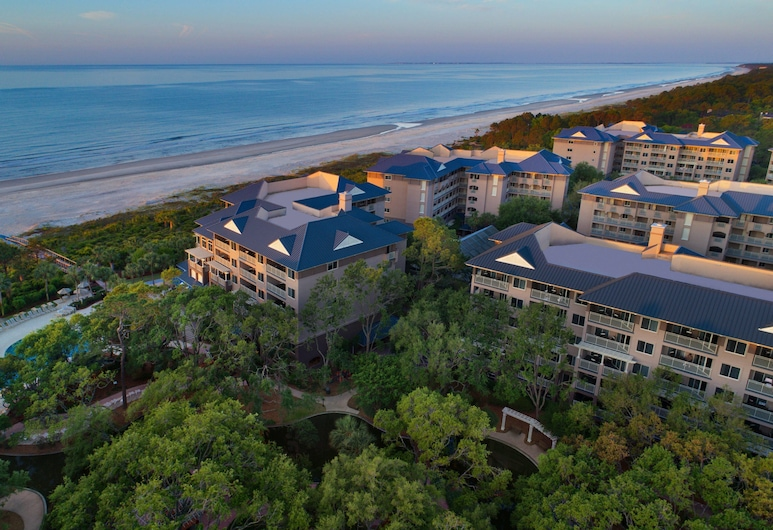 Marriott's Grande Ocean, Hilton Head Island, Strand