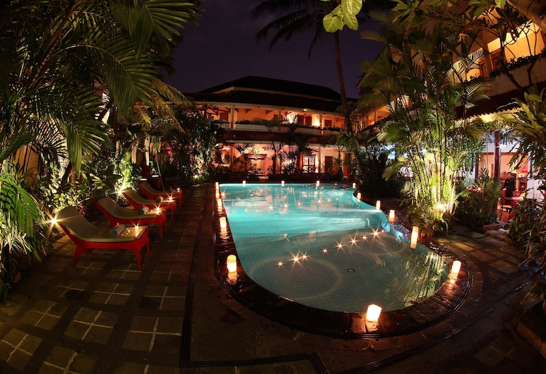 Hotel Tugu Malang, Malang, Außenpool