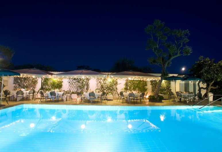 Hotel Villa Durrueli Resort & Spa, Ischia, Vonkajší bazén
