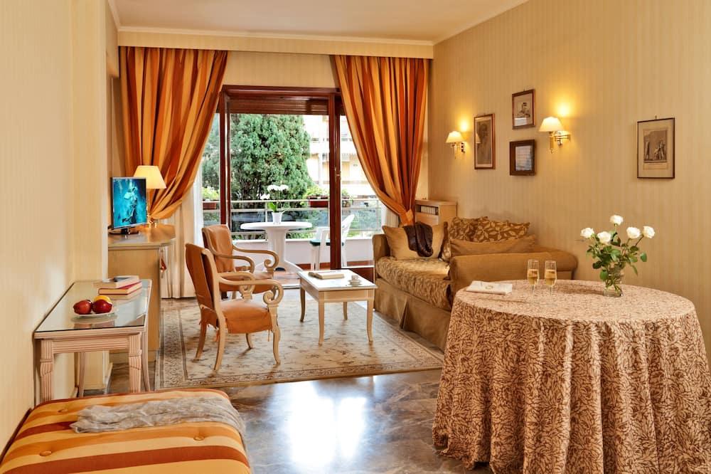 Căn hộ dành cho gia đình (Large, 5 or 6 people) - Khu phòng khách