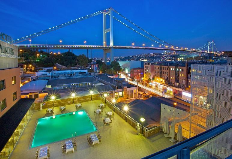 オルタキョイ プリンセス ホテル, イスタンブール, ホテルからの眺望