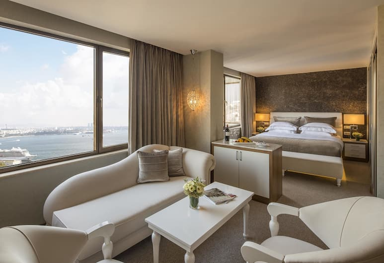 Richmond Istanbul, Κωνσταντινούπολη, Bosphorus Suite, Δωμάτιο επισκεπτών