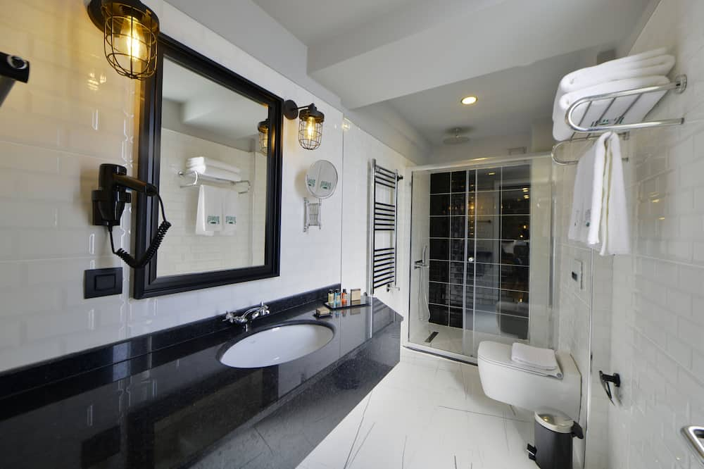 Premier Room with Street View - Banyo