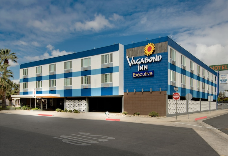 Vagabond Inn Executive Bakersfield Downtowner, בייקרספילד