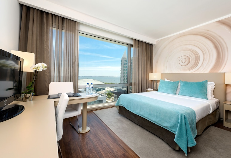 TRYP Lisboa Oriente Hotel, Lisbon, Double Room (Expo Views), Guest Room View