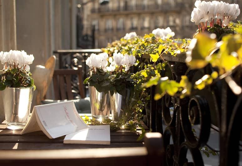 聖特貝弗酒店, 巴黎, 高級客房, 陽台
