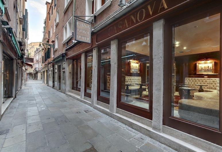 Hotel Casanova Venezia, Venedig, Hoteleingang