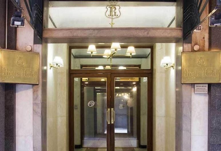 Regis Orho Hotel, Buenos Aires, Hótelinngangur